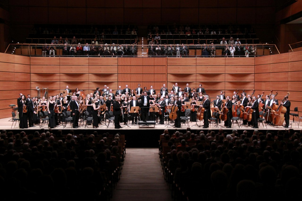 Outstanding Symphonic Orchestra of Turkey to perform at Heydar Aliyev Center (PHOTO)