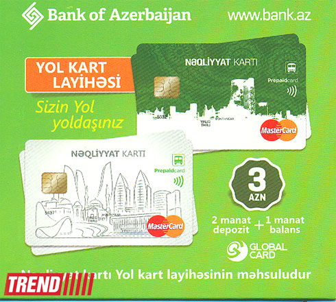 Public transport cards sold in Baku (PHOTO) - Gallery Image