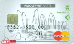 Public transport cards sold in Baku (PHOTO) - Gallery Thumbnail