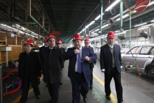 Nakhchivan Automobile Plant to start exporting Lifan cars (PHOTO) - Gallery Thumbnail