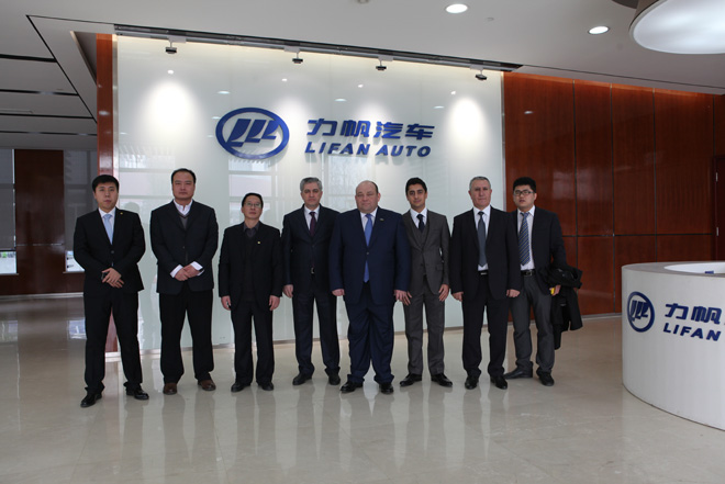 Nakhchivan Automobile Plant to start exporting Lifan cars (PHOTO)