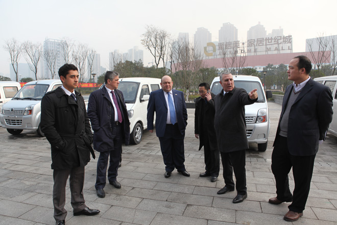 Nakhchivan Automobile Plant to start exporting Lifan cars (PHOTO) - Gallery Image