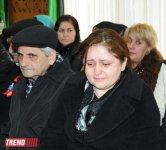 Azərbaycanın tanınmış şahmatçısı Vüqar Həşimov dəfn olunub (FOTO) (ƏLAVƏ OLUNUB) - Gallery Thumbnail