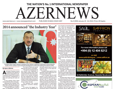 AzerNews: now in the new look