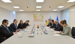 Prezident İlham Əliyevin NATO-nun baş katibi Anders Foq Rasmussen ilə görüşü olub (FOTO) - Gallery Thumbnail