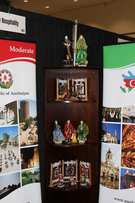 Armenian lobby fails to prevent Azerbaijan's participation at Los Angeles Times Travel Show (PHOTO) - Gallery Image