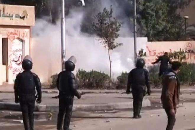 В результате взрыва на трубопроводе в Египте погибли шесть человек