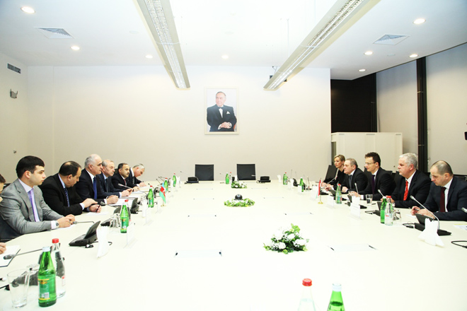 Azerbaijan, Hungary to sign several intergovernmental agreements (PHOTO) - Gallery Image