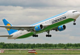 Uzbekistan Airways resumes flights to Kazakhstan's Nur-Sultan
