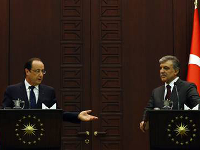 Turkey is hoping to avoid political obstacles in EU talks