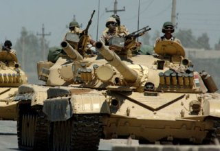 US plans nearly $1 billion arms deal with Iraq