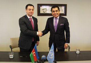 Azerbaijan, UN Alliance of Civilizations to implement joint projects (PHOTO)