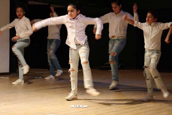 Определились победители Баку среди детей и юношества по танцам (ФОТО) - Gallery Image