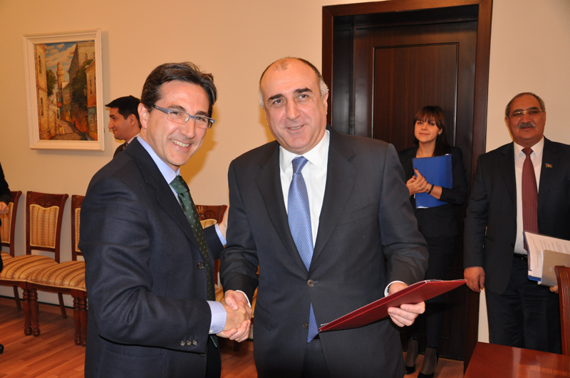 Azerbaijan, Spain discuss opportunities of expanding cooperation in various fields (PHOTO) - Gallery Image