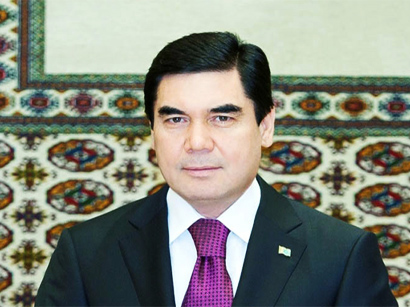 Turkmen president to pay official visit to Azerbaijan soon (PHOTO)