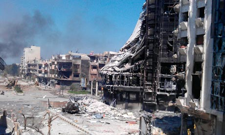 Governor: Ceasefire in Syria's Homs could be extended again