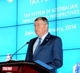 Minister: Azerbaijan can offer taxpayers majority of services used in the world (PHOTO) - Gallery Thumbnail