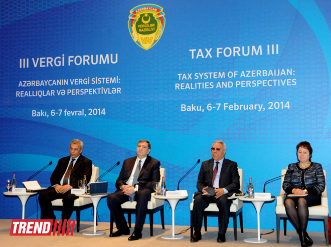Minister: Azerbaijan can offer taxpayers majority of services used in the world (PHOTO) - Gallery Image