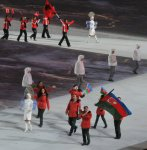 Azerbaijani President Ilham Aliyev and his spouse attended opening ceremony of Sochi Olympics (UPDATE)(PHOTO) - Gallery Thumbnail