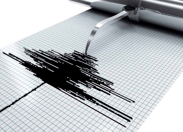 US Geological Survey detects 5.8 magnitude earthquake off South Korea coast
