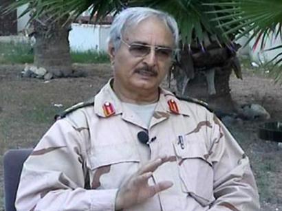 Ливийский генерал потребовал назначить новое правительство