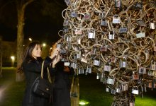 """Leyla Aliyeva  attended a ceremony to launch """"Love Tree"""" project (PHOTO) - Gallery Thumbnail"""