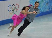 Азербайджанские фигуристы выступили с короткой программой на XXII зимних Олимпийских играх в Сочи (ФОТО) - Gallery Thumbnail
