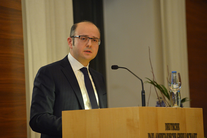 Parviz Shahbazov appointed Azerbaijan's new energy minister (UPDATE)