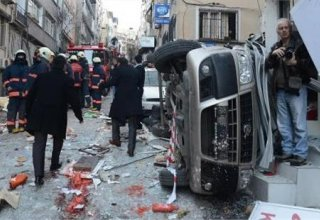 Istanbul governor 99% sure Taksim blast caused by bottled gas