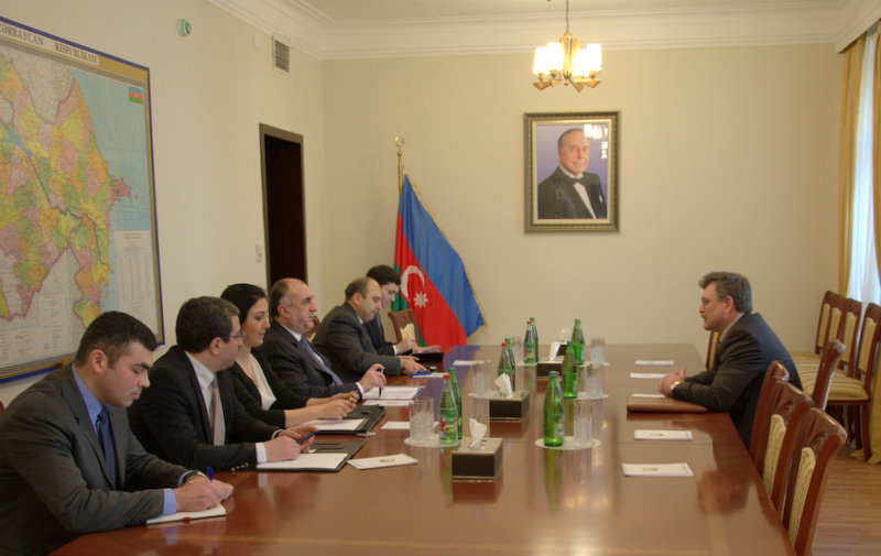 Azerbaijan, BSEC discuss prospects for cooperation