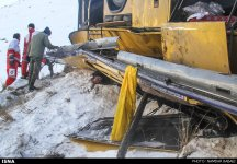 Death toll in bus accident in Iran rises to 20 (PHOTO) - Gallery Thumbnail