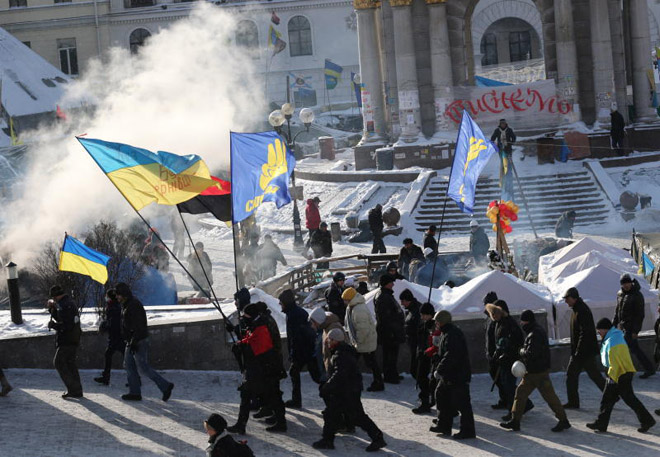 Yanukovych: Russia should help to prevent chaos in Ukraine, but without invasion