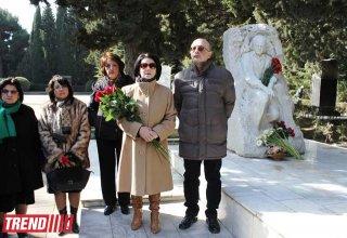 """В Баку почтили память Фикрета Амирова: """"Музыка композитора обладает огромной притягательной силой и обаянием"""" (ФОТО)"""