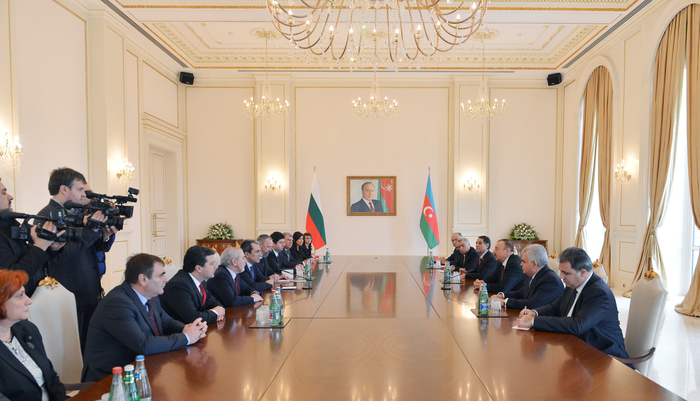 Good potential for expanding economic cooperation between Azerbaijan, Bulgaria - Gallery Image