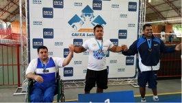 Азербайджанский паралимпиец обновил рекорд Европы (ФОТО) - Gallery Thumbnail