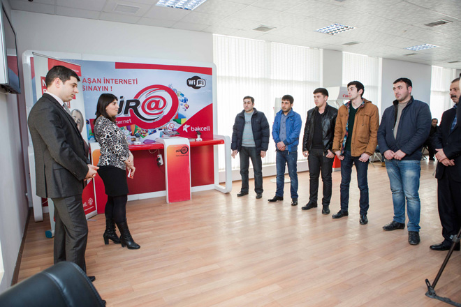 Bakcell rewards subscribers as part of mobile number portability service (PHOTO) - Gallery Image