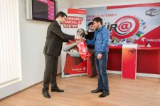 Bakcell rewards subscribers as part of mobile number portability service (PHOTO) - Gallery Thumbnail