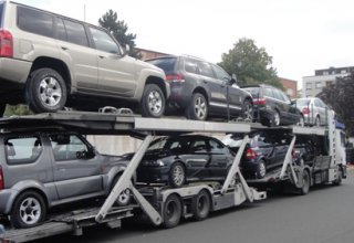 Azerbaijan increases import of cars from Turkey