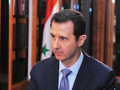 Syria ready to recognize Iran's peace plan