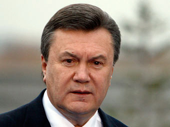 Yanukovych: self-defense units-natural response of Crimeans to events in Kiev