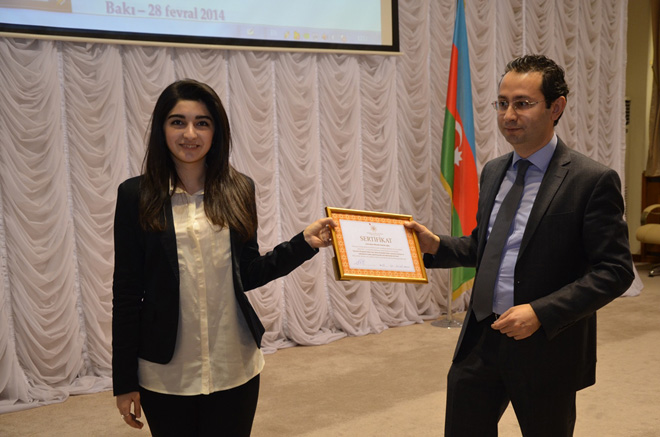 Azerbaijani youth organisations' union, Emergency Situations Ministry hold conference - Gallery Image