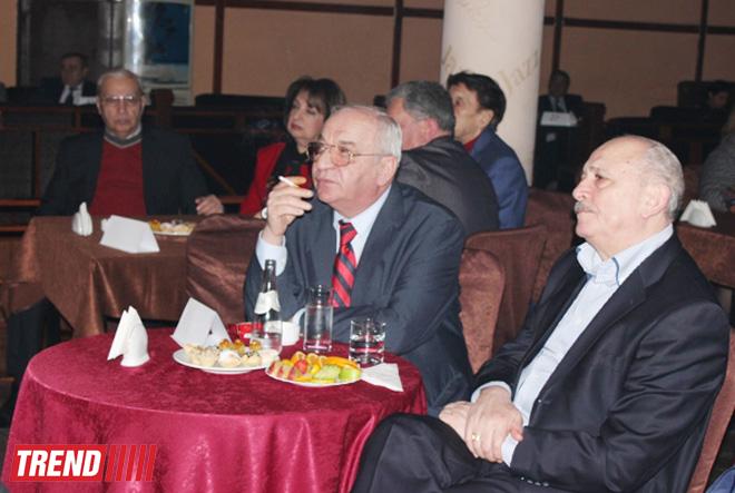 В Баку прошел юбилейный вечер легендарного джазмена Рафика Сеидзаде (ФОТО) - Gallery Image