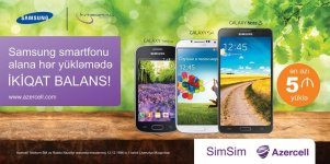 Azercell launches new campaigns for its customers - Gallery Thumbnail