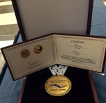 Ilham Aliyev honored for supporting cooperation in Caspian area - Gallery Thumbnail