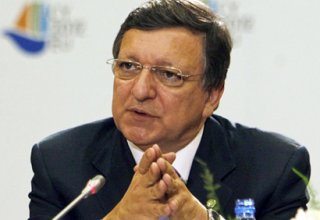 Barroso hopes gas deal to help to improve Russian-Ukrainian relations