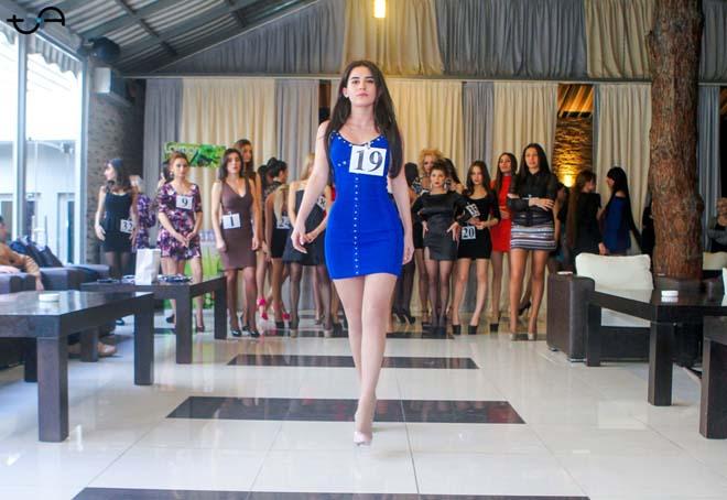 """Фотосессия отборочного тура национального конкурса """"Мисс Азербайджан 2014"""" - Gallery Image"""