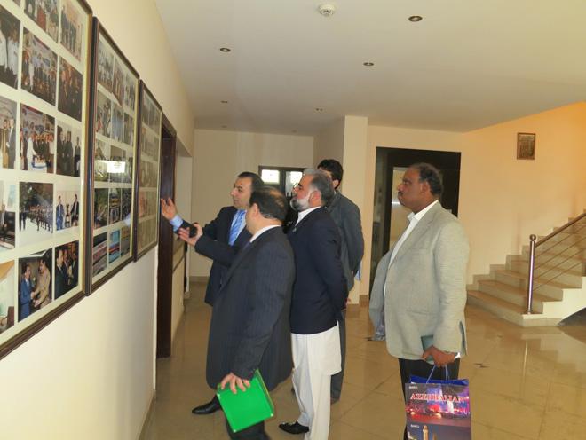 Pakistan-Azərbaycan dostluq qrupunun ilk iclası aprel ayında keçiriləcək (FOTO) - Gallery Image
