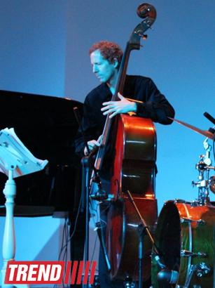 """В Баку состоялся концерт выдающегося джазмена Данило Переза """"Panama 500"""" (ФОТО) - Gallery Image"""