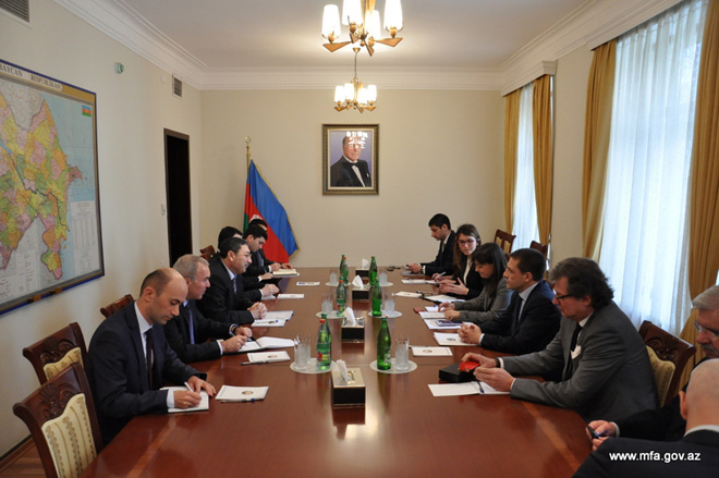 Azerbaijan interested in expanding cooperation with Italy's regions (PHOTO) - Gallery Image