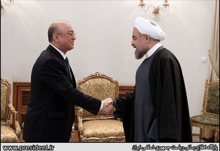 President: Iran is interested in developing relations with Azerbaijan